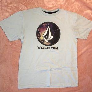 Boys Volcom Pattern Fill Short Sleeve Tee